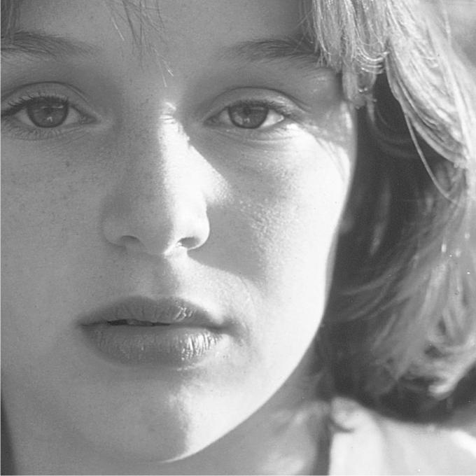 Samantha Geimer fotografiada por Roman Polanski.