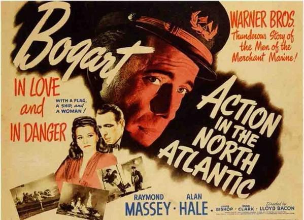 Acción en el Atlántico Norte destaca no tanto por su calidad como por su fuerte carga propagandística.