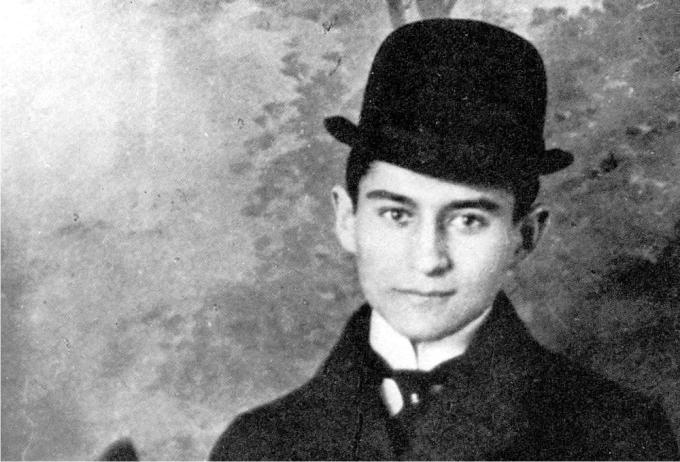 Frnaz Kafka p