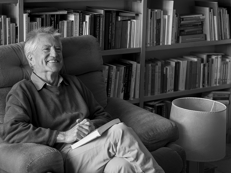 Jesús Mosterín: «Una filosofía al margen de la ciencia es la cosa más aburrida y menos sexy que uno pueda imaginar»