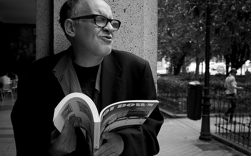 Julián Hernández: «La gente odia más a la SGAE que a los bancos»