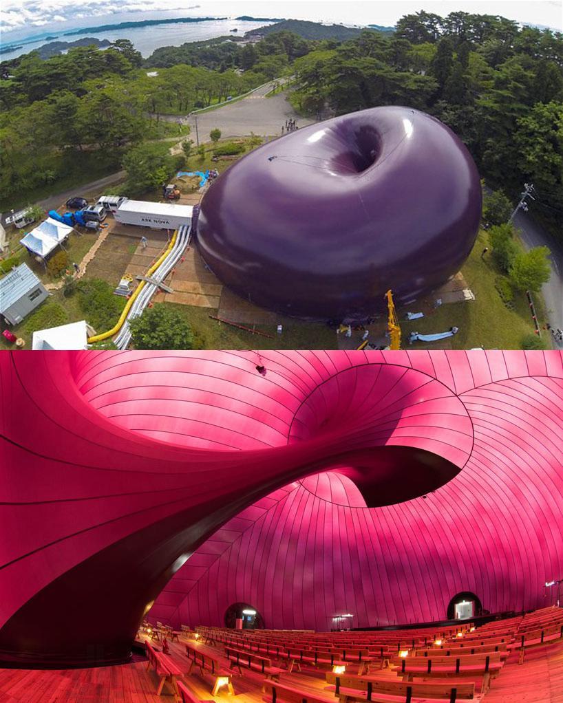 Fotos ® Lucerne Festival Ark Nova.