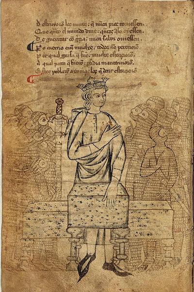 Manuscrito Osuna (O) del Libro de Alexandre.