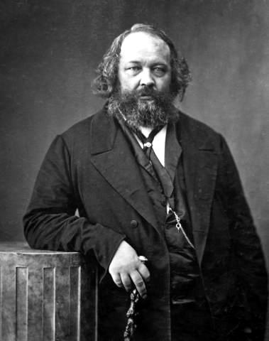 Mijail Bakunin.