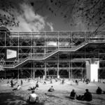 Sivan a París y solo pueden ver una cosa, visiten el Centro Pompidou