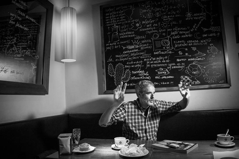 Mikel López Iturriaga: «Ha habido mucho elitismo y mucha tontería en la alta gastronomía española»