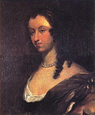 Aphra Behn, por Mary Beale.