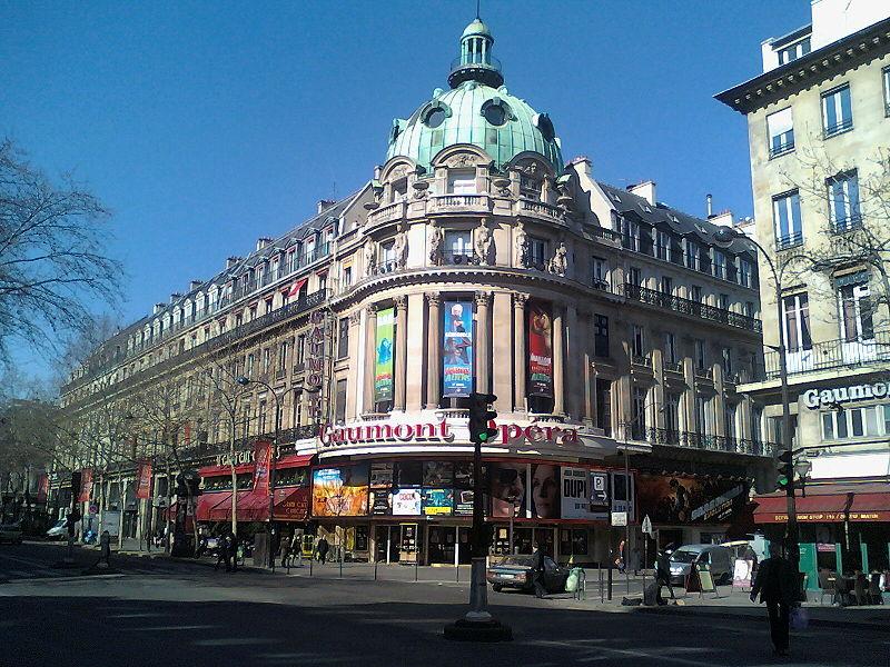 Cine Gaumont. Foto: Tangopaso.