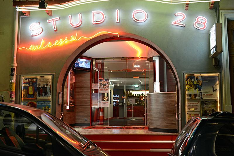 Cine Studio 28. Foto: Son of Grouch.