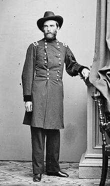 El general Greenville Dodge planeó una operación de castigo que fue desmantelada por la coalición india.