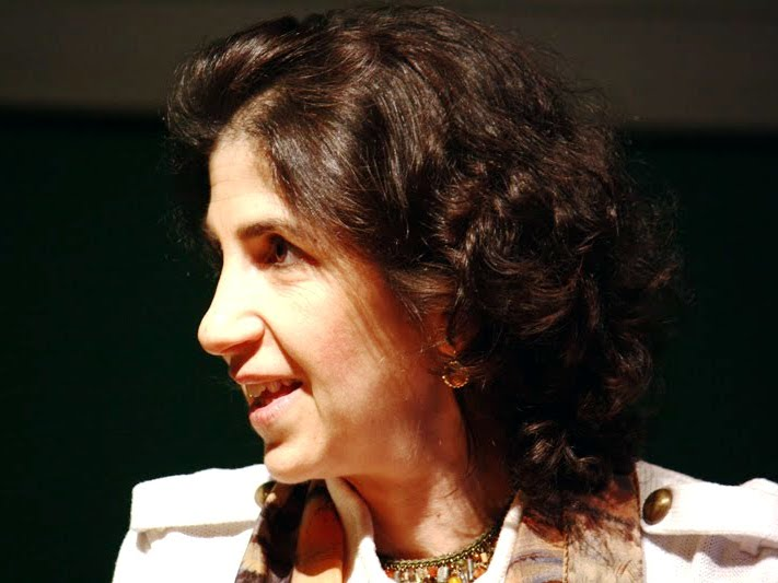 Fabiola Gianotti. Foto: Claudio Pasqua.