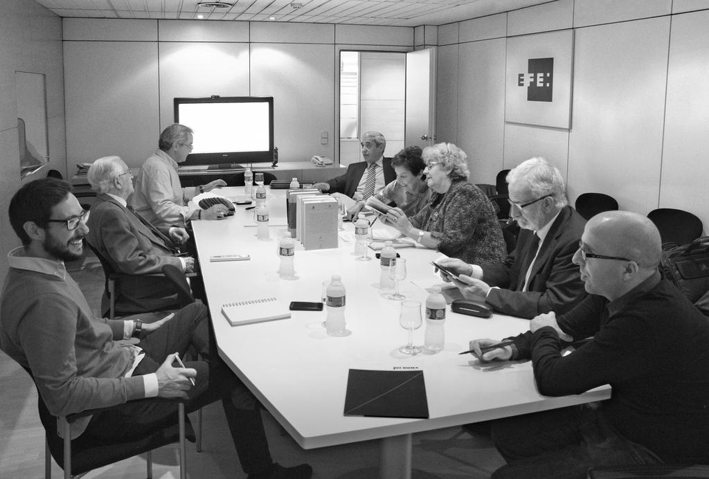 El Consejo Asesor de Fundéu.