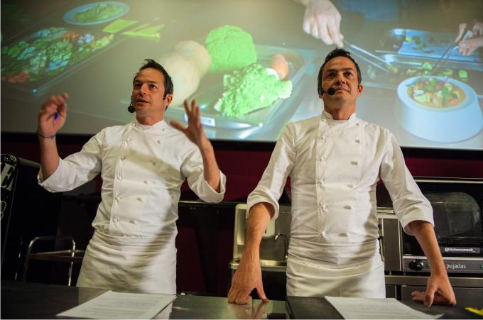 Sergio y Javier Torres. Foto: Pablo Ortuño.