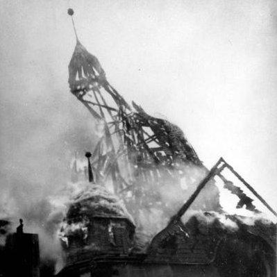Cumpleaños de la vergüenza: Kristallnacht