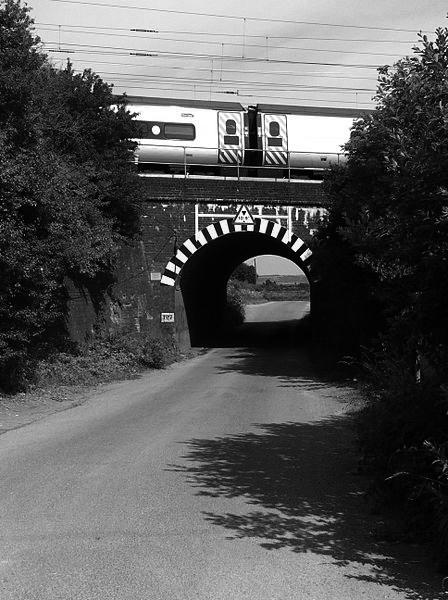 Train Robbers' Bridge. Foto: Sp Borthwick (CC)