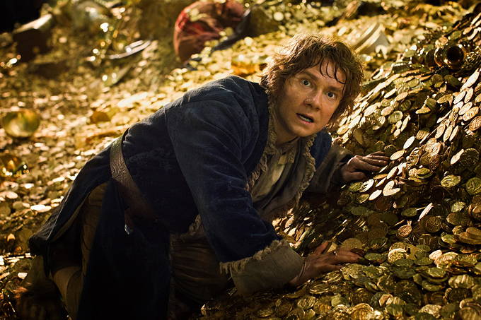 El Hobbit: La Desolación de Smaug / The Hobbit: The Desolation of Smaug - Peter Jackson (2013) BILBO