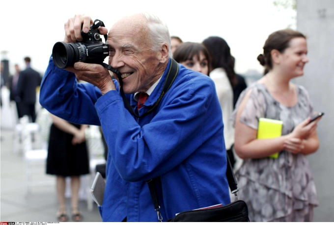 Bill Cunningham. Foto: Cordon Press.