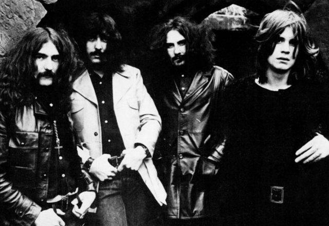 Black Sabbath (PD).