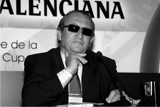 Carlos Fabra. Foto: José de la Cuesta / Cordon Press.