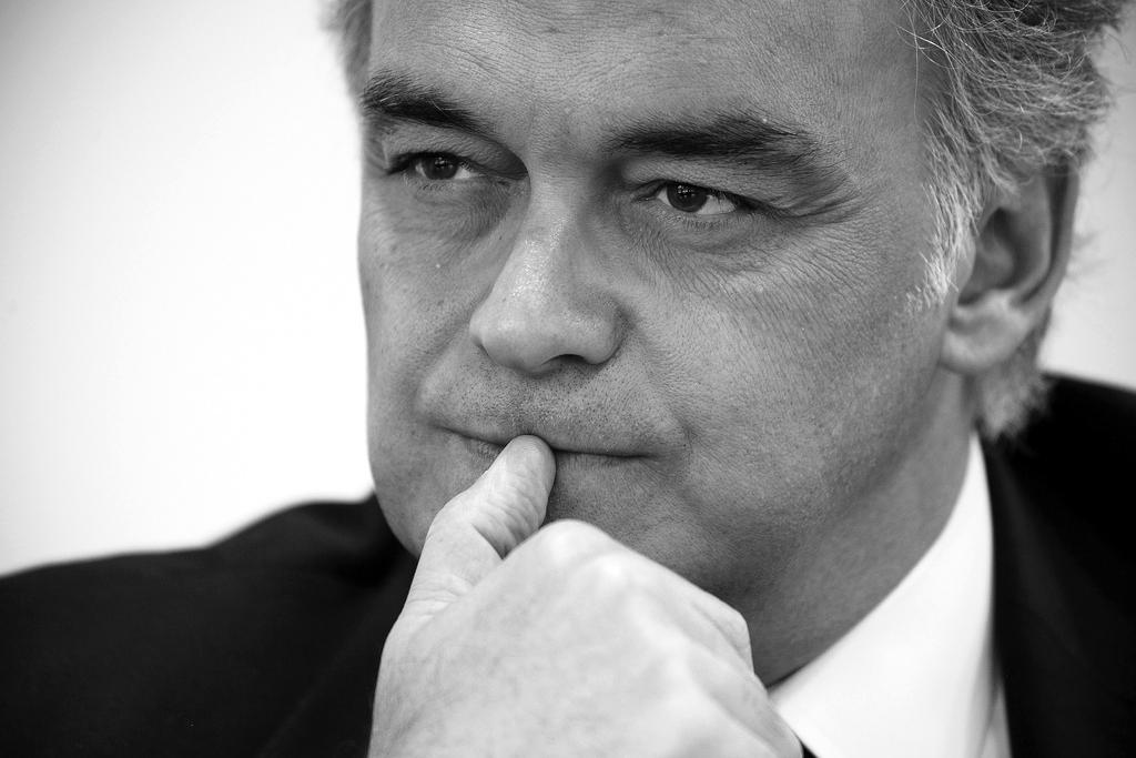 Esteban González Pons. Foto: José María Martínez.