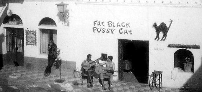 Fat Black Pussy Cat de Torremolinos (CC)