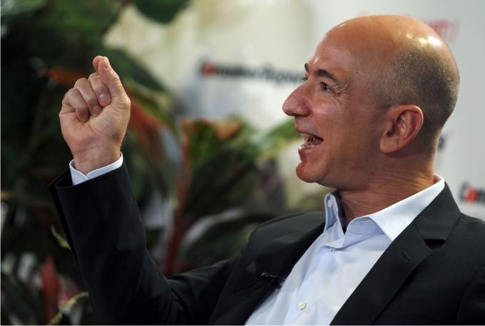 Jeffrey Bezos. Foto: Mike Segar / Cordon Press.