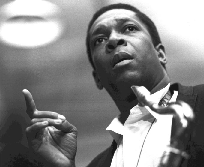 John Coltrane. Foto: Charles Stewart / Cordon Press.