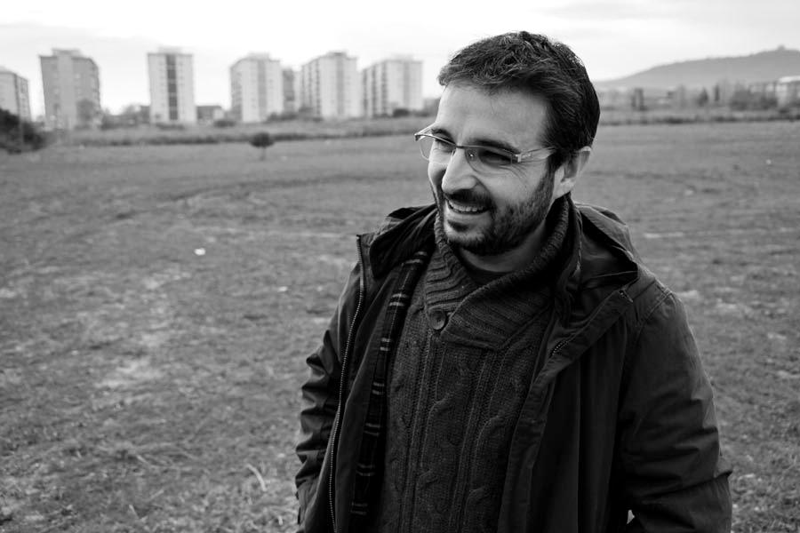 Jordi Évole. Foto: Jorge Quiñoa.