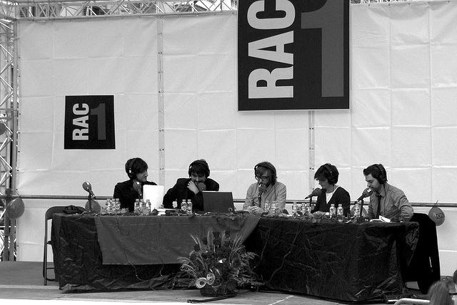 La Competència en directo. Foto: Jordi Masagué (CC).