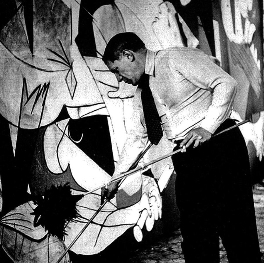 Una historia del arte moderno en mil quinientas palabras (que no va a gustar a unos cuantos)