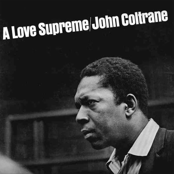 """Portada de """"A Love Supreme"""", una de las obras magnas del jazz.."""