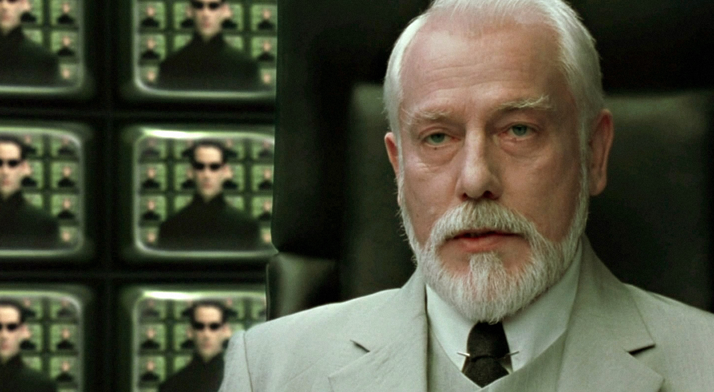 Defensa en cinco puntos de the matrix reloaded for Todo para el arquitecto