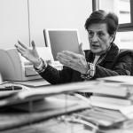 Adela Cortina: «Hay que librar la batalla de las listas electorales abiertas»