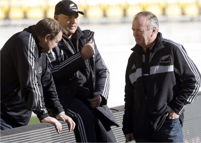 Henry, Enoka y Hansen. Foto: Reuters / Cordon Press.
