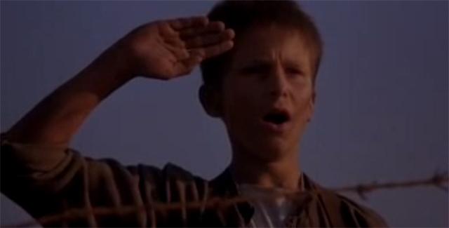 """El pequeño Christian Bale alcanzó la celebridad con """"El imperio del sol"""", cuando todavía pensábamos que podía convertirse en actor."""