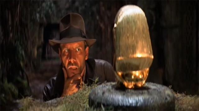 Indiana Jones, homenaje de Spielberg al viejo cine de aventuras, significó para Harrison Ford el paso de gran estrella marca Star Wars a leyenda viviente.