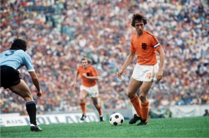 Johan Cruyff. Foto Cordon Press