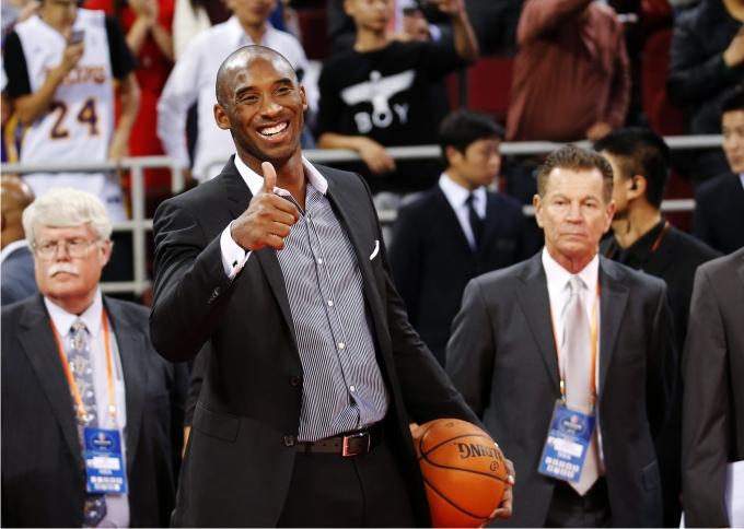 Kobe Bryant. Foto REUTERS  Cordon Press
