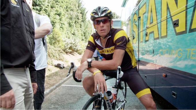 Lance Armstrong. Foto Everett Collection Cordon Press.