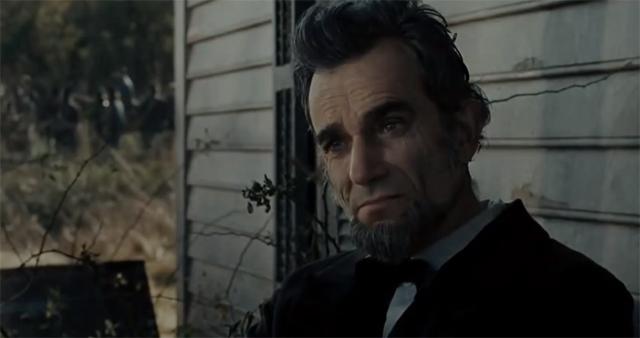 """""""Lincoln"""" convirtió a Daniel Day-Lewis en el Leo Messi de los premios a la interpretación."""