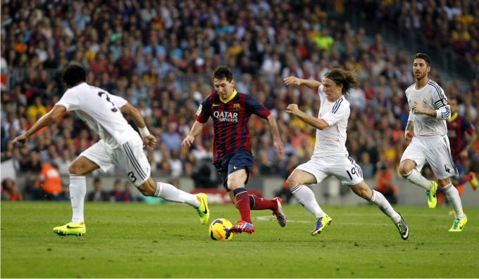 Lionel Messi. Foto R. Solana Cordon Press