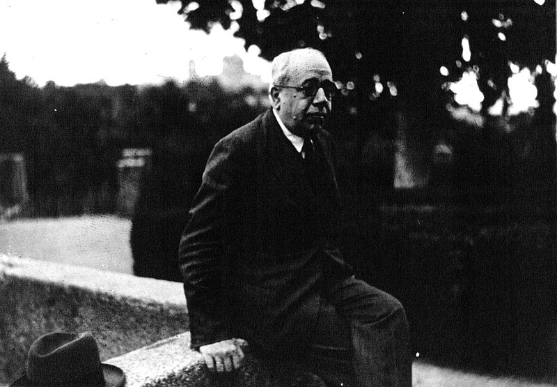 Manuel Azaña. Foto: Biblioteca nacional de Francia (DP)