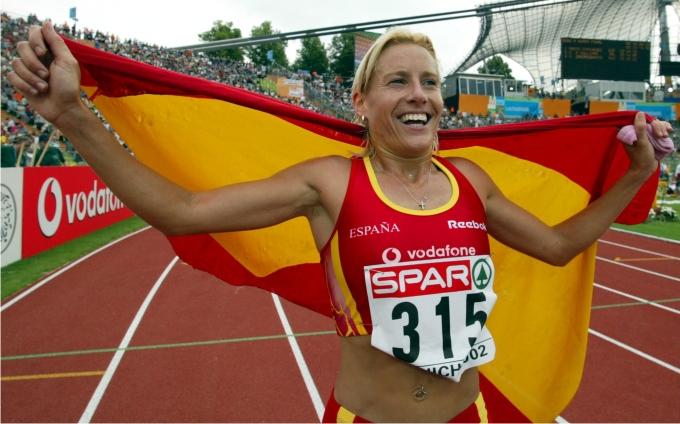 Marta Domínguez. Foto Reuters Cordon Press
