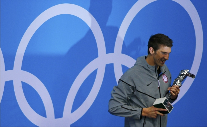 Michael Phelps. Foto REUTERS Cordon Press