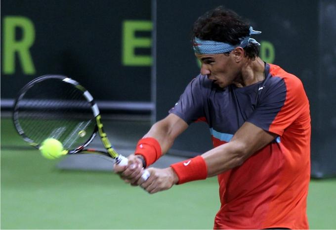 Rafa Nadal. Foto  ANADOLU AJANSI  Cordon Press