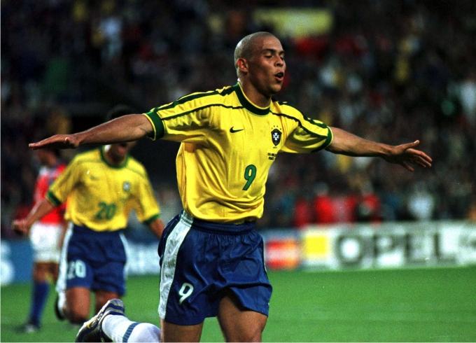 Ronaldo. Foto Cordon Press