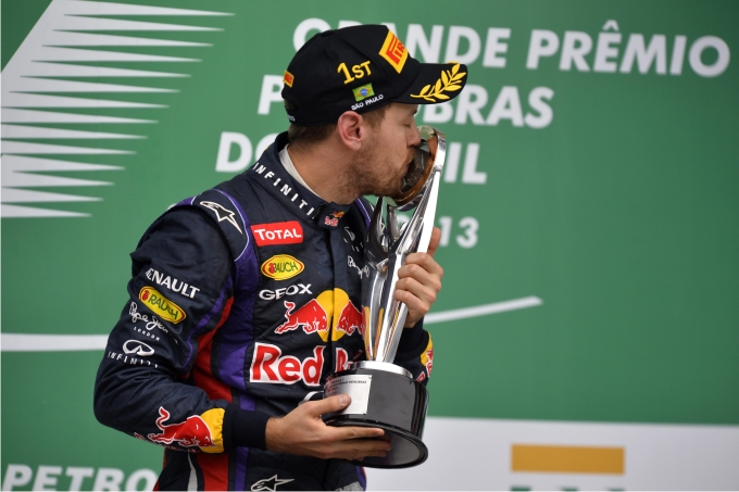 Sebastian Vettel. Foto PRESSE SPORTS  Cordon Press