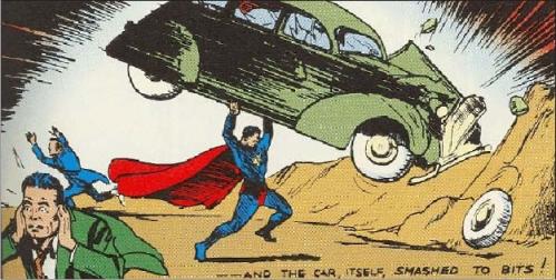 ¿Cuál es el mejor superhéroe de la historia?