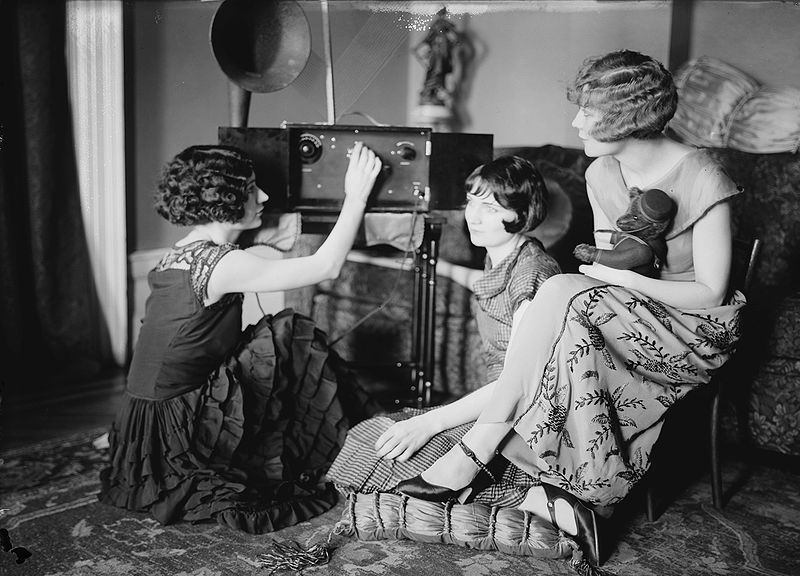 The Brox Sisters. Foto: Biblioteca del Congreso de Estados Unidos (DP)