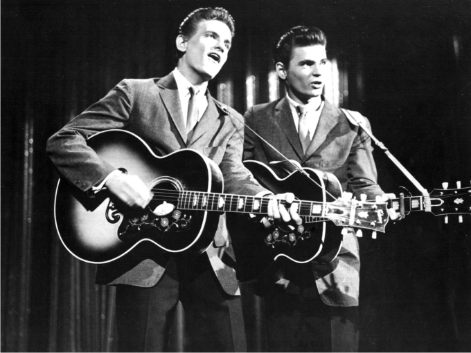 The Everly Brothers. Foto: Everett Collection / Cordon Press.